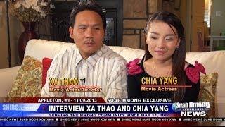 Suab Hmong News Part 1 - Exclusive Interview Xab Thoj And Txiab Yaj From Thailand