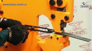 Инструмент для резки металла, пробивки отверстий MR15-22 Blacksmith