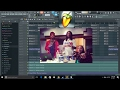 Post Malone - Congratulations (feat. Quavo) FL Studio FLP Instrumental Part 2