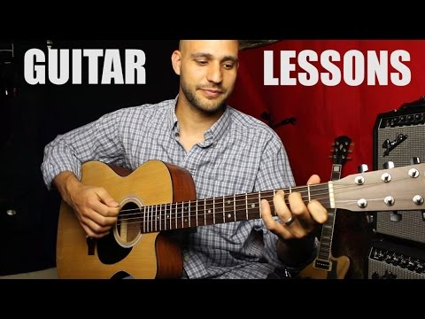 Can't Help Falling in Love – Finger Picking – Beginner Guitar Lesson – Elvis Presley – Lesson 6