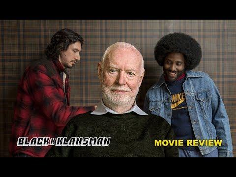 David Stratton reviews  BLACKKKLANSMAN