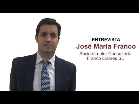 Entrevista José María Franco Linares, Socio director consultoría Franco Linares, S.L.[;;;][;;;]