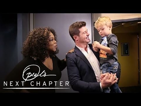 Why Robin Thicke Says His Son Has a Future in Music | Oprah's Next Chapter | Oprah Winfrey Network