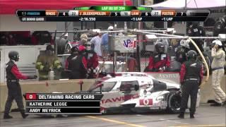 Watch Part 1 of the 2013 Petit Le Mans Race Broadcast.