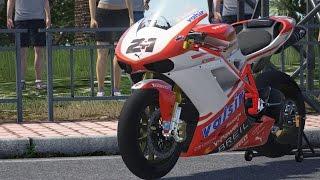 4. Ducati 1098 F08 Troy Bayliss 2008 - DUCATI - 90th Anniversary - Test Ride Gameplay (HD) [1080p60FPS]