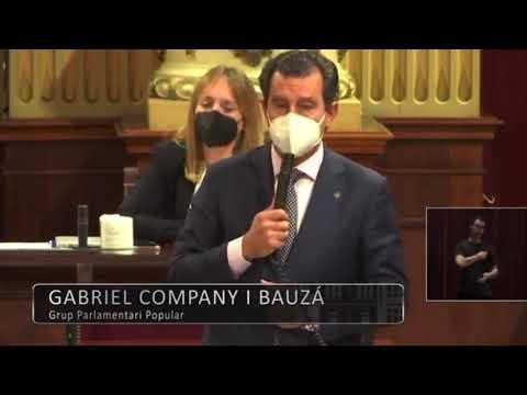 """Company a Armengol: """"Deje de criticar a la oposición y resuelva los problemas de Balears"""""""