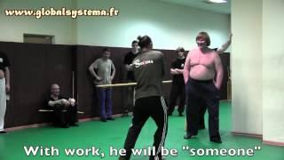Systema Moscou (8/10) -- Cours Alexander/ Alexander Class