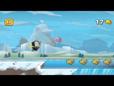 Video of Ice World Penguin 2 - Fishing