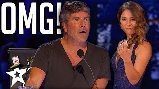 Video Psychic Act Which Shocked Simon Cowell on AGT Champions 2019 | Magicians Got Talent MP3, 3GP, MP4, WEBM, AVI, FLV Mei 2019