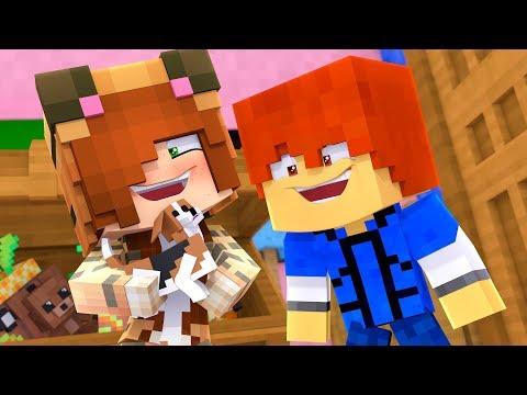 Minecraft Daycare - TINA'S PET !? (Minecraft Roleplay) (видео)