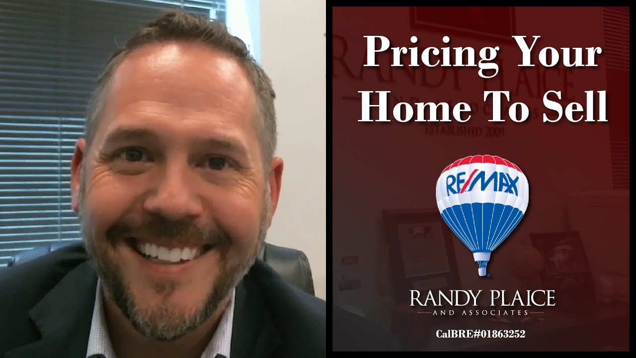 Pricing Your Home Right From the Beginning