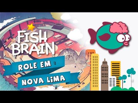 FISHBRAIN BLADE WEAR ROLE EM NOVA LIMA