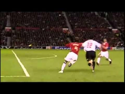 goal di kaka al manchester united