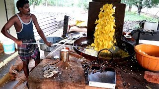 Video King of Banana Chips - kerala Nendran Banana Chips Making   Must watch MP3, 3GP, MP4, WEBM, AVI, FLV Desember 2018