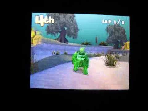 Shrek Smash n' Crash Racing Nintendo DS