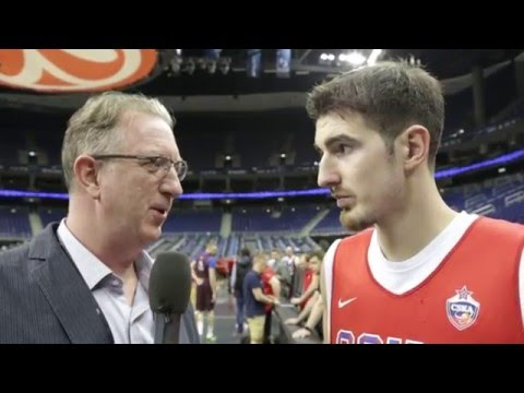 Awards Interview: Nando De Colo, CSKA Moscow