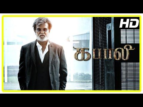 Kabali Tamil Movie Scenes | Title Credits | Rajini Intro | Rajinikanth is released after 25 years