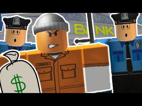 ESCAPE THE BANK! | Roblox (видео)