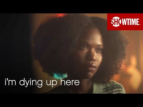 'Everybody Got Secrets Cassie' Ep. 8 Official Clip | I'm Dying Up Here | Season 2