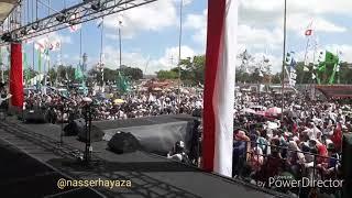 Video Deklarasi pasangan calon gubernur NTB 2018-2024 AHYAR ABDUH-MORI HANAFI di lapangan masbagik, MP3, 3GP, MP4, WEBM, AVI, FLV Oktober 2017