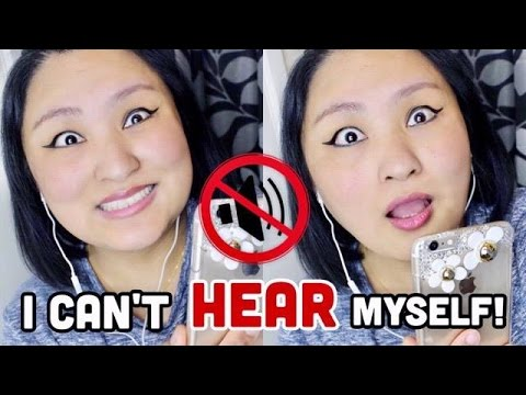(SINGING while wearing NOISE CANCELLING HEADPHONES ... 5 min, 48 sec.)