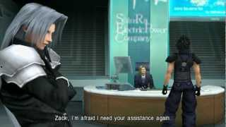 Nonton Crisis Core: Final Fantasy VII Full Film [HD] Film Subtitle Indonesia Streaming Movie Download