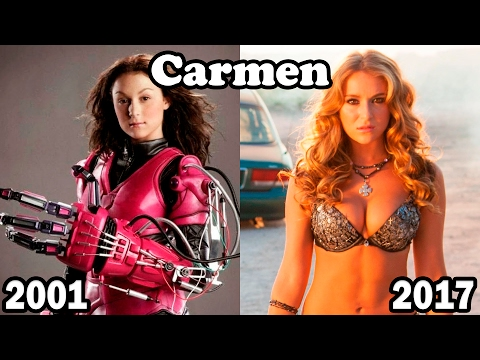 Spy Kids THEN And NOW | Mini Espías Antes Y Despues 2017