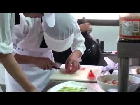 2010年仰德廚神盃創意料理爭霸大賽