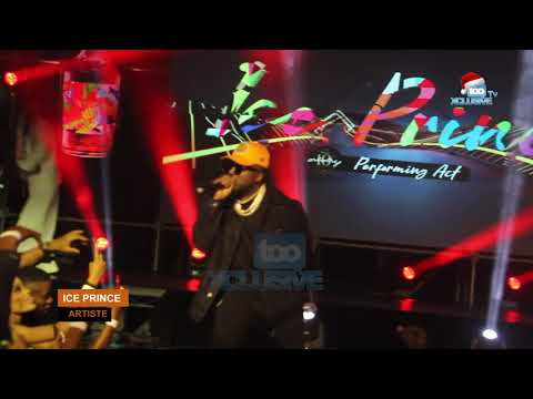 Ice Prince Performance At The Hennesy Artistry Finale In Lagos