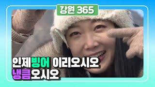 2020.01. 제20회 인제빙어축제_KBS춘천_강원365
