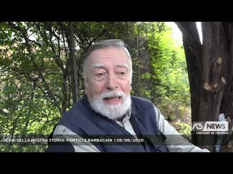 SEGNI DELLA NOSTRA STORIA: PORTICI E BARBACANI  | 28/06/2020