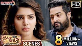 Video Jr NTR and Samantha Emotional Breakup Scene | Janatha Garage Telugu Movie Scenes | Mohanlal MP3, 3GP, MP4, WEBM, AVI, FLV Maret 2018