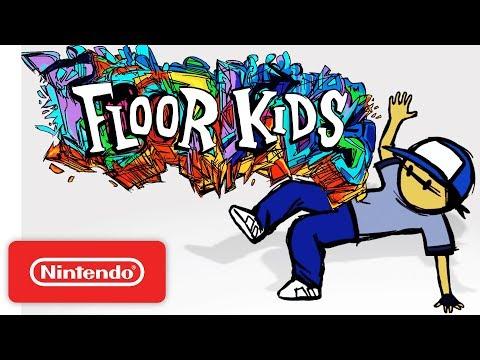 Floor Kids - Gameplay Highlights Trailer - Nintendo Switch