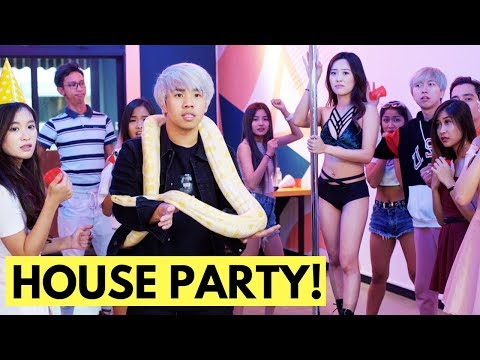 11 Types of People at a Party