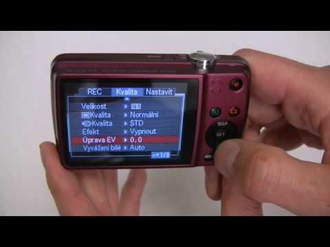 Casio Exilim EX-Z550 - prezentace