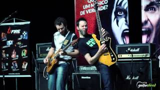 Paul Gilbert e Bruno Albuquerque (Jam)