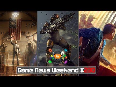 Игровые Новости — Game News Weekend #230 | (Cyberpunk 2077, Anthem, Far Cry 5, BF 1 Apocalypse)