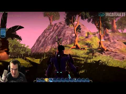 EverQuest Next Landmark Alpha Gameplay Character Creation Part 1