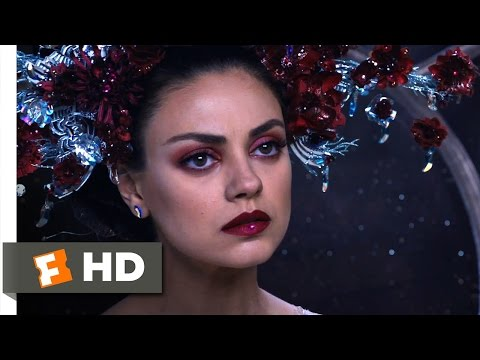 Jupiter Ascending (2015) - Crashing the Wedding Scene (6/10) | Movieclips