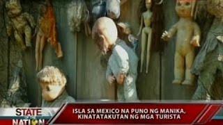 """Labis na takot sa mga manika, isang uri ng phobia na kung tawagin ay """"Pediophoboa"""""""
