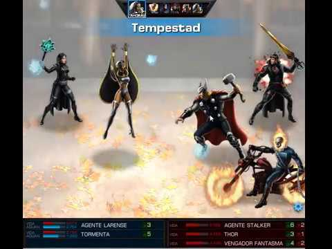 temporada 5 marvel avengers alliance tormenta nocturno marvel avengers