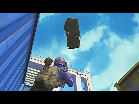 NEW PUBG MOBILE FUNNY MOMENTS , EPIC FAIL & WTF MOMENTS 55