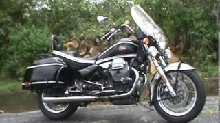 2. 2008 Moto Guzzi California Vintage