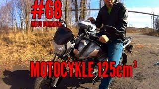 Motocykl 125cm3 – MOTO DORADCA