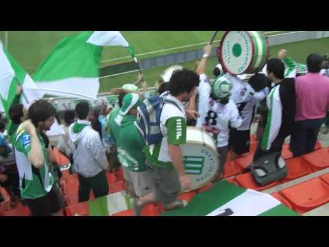 EXCURSIONISTAS Vs. Huracan, Copa Argentina 32vos. 30/11/11 @Estadio Bicentenario Ciudad de Catamarca - La Banda del Nevado - Excursionistas