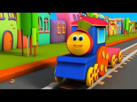 Bob der zug deutsch   mehr Kinderlieder mit Bob Der Zug