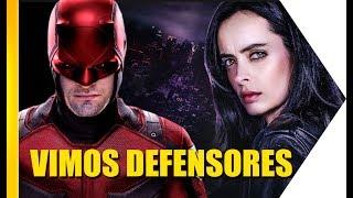 Vimos o primeiro episódio de Os Defensores, a série da Netflix que vai reunir Demolidor, Punho de Ferro, Jessica Jones e Luke Cage! Neste OmeleTV ...