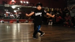 8-year old Aidan Prince kills Major Lazer choreography by Tricia Miranda | Jet Blue Jet - YouTube