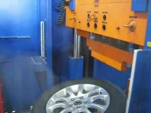 Прочность диска WSP Italy W2404 OTTAWA CRV на удар спицы (Honda)