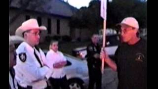 Giddings (TX) United States  City new picture : Journey for Justice - Giddings, Texas 9/27/2000...Activist Riot versus Police